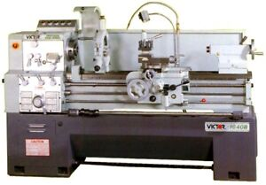 16 Swg 30 Cc Victor 1630b W special Package Engine Lathe D1 6 Camlock With 2