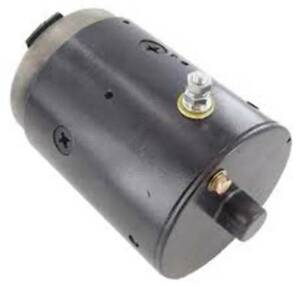 New Hydraulic Pump Motor Wisconsin 1961 1968 Mmq4002 Mdy 7002 W 6122 W 6123