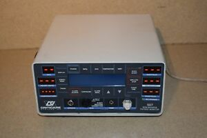Csi Criticare 507 Non Invasive Patient Monitor Display Controller f1