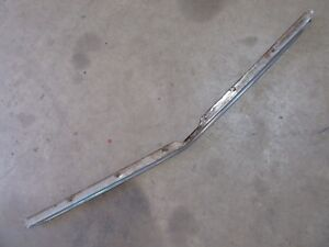 1962 Cadillac Series 62 Front Hood Edge Lip Trim Molding Stainless Hot Rod