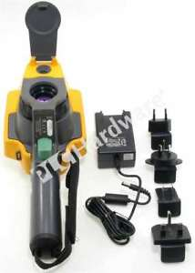 Fluke Ti25 Thermal Imager Ir fusion Camera Imaging No Cover
