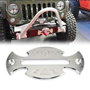 Hawse Fairlead Synthetic Winch Rope Cable For 2007 2016 Jeep Wrangler Cj Tj Jk
