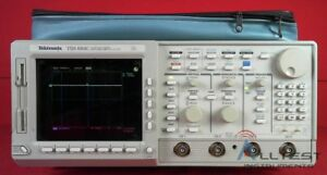 Tektronix Tds684c 1ghz 4 Ch 5gs s Color Digital Oscilloscope 13 1f 2f 0367