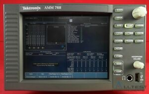 Tektronix Amm768 ds ad dd dde Audio Monitor Multi format Multi channel