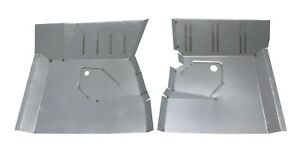 1971 1974 Charger Satellite Roadrunner Challenger Barracuda Front Floor Pan pair