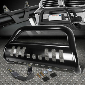 For 2004 2012 Chevy Colorado Gmc Canyon 3 Bull Bar License Plate Relocator Kit