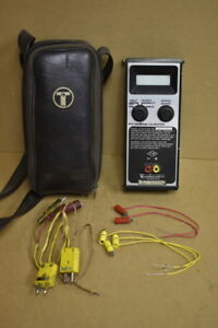 Thermocouple Calibrator Type K Pps Minitemp Is 1061 Transmation