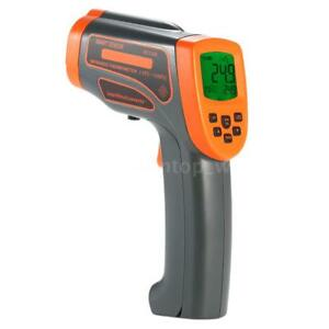 Non contact Digital Ir Laser Infrared Thermometer Temperature Gun Pyrometer E0d7
