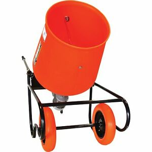 Kushlan Professional 3 5cf Portable Electric Direct Drive Cement Mixer 350dd