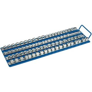 Draper 1 2 Socket Storage Retaining Bar Carrier Organiser Tray 12 Magnetic