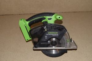 Greenlee Lcs 144 14 4 Cordless Metal Cutting Circular Saw New No Box