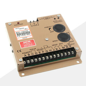 Esd5220 Generator Speed Controller Electrical Panels Governor Genset Parts