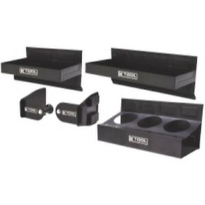 Magnetic Toolbox Trays 4 Piece Set Kti72462 Brand New