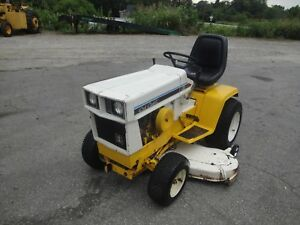 Nice 149 International Cub Cadet Lawn Tractor