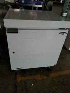 Nor lake Nsxf051wmw 0 Freezer Undercounter 30c 5 Cu Ft With Casters 115v 60h