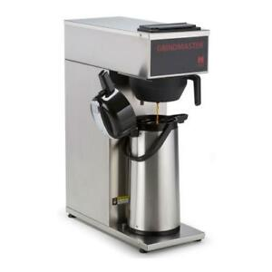 Grindmaster Cpo sapp Pourover Coffee Brewer For Airpots