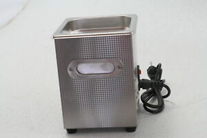 Flexzion Commercial Ultrasonic Cleaner Large Capacity Stainless Steel