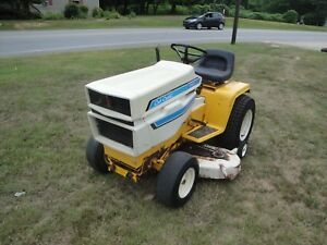 Nice 1200 International Cub Cadet Lawn Tractor 321 Hours