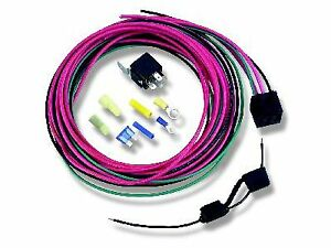 Holley 12 753 Electric Fuel Pump Relay Kit