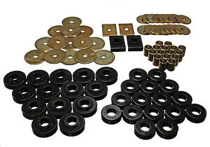 Energy Suspension Kit Body Mount Bushing Chevy Coupe Chevrolet Bel Air 55 57