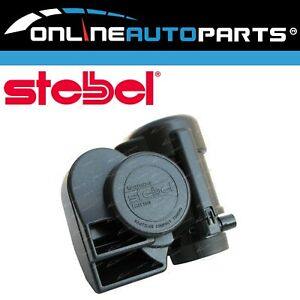 Stebel Nautilus Compact Tuning 12v Air Horn Black 139db Weather Proof Sealed