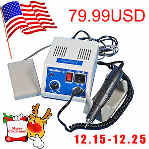 35k Rpm Dental Lab Handpiece Micromotor Marathon Polishing Control Unit Eg1