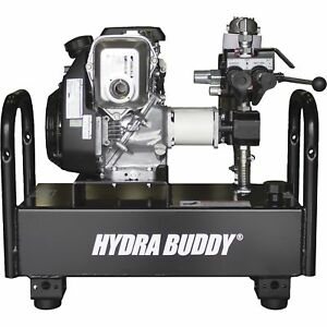 Brave Portable Hydraulic Power Pack 160cc Honda Gc160 Engine 5 6 Gal Capacity