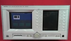 Anritsu Ms9030a Optical Spectrum Analyzer Display
