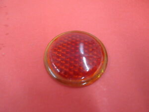 Nos 1939 Mercury Rear Marker Lamp Lens 99a 13536 B 3 2