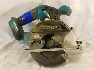 Makita Xsc02 18v Lxt Li ion Brushless Cordless 5 7 8 Metal Cutting Saw 87682