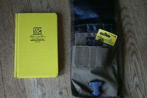 Rite In The Rain 540f kit Geological Field Book Kit W pen New Other