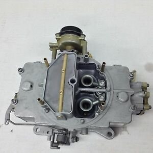 Autolite 4100 1 08 C5zf c Carburetor 1965 Mustang Fairlane Falcon 289 Engine