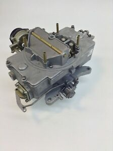 Autolite 4100 1 08 C5zf d Carburetor 1965 Mustang Fairlane Falcon 289 Engine