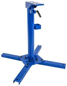 Jegs 81711 Adjustable Height Stand For Sheet Metal Shrinker stretcher Adjusts Fr