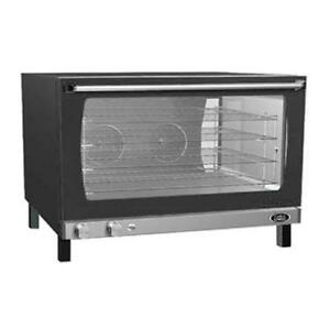 Cadco Xaf 193 Line Chef Full Size Countertop Convection Oven