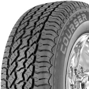 2 New Lt265 70r17 Mastercraft Courser Ltr All Season 10 Ply E Load Tires 2657017