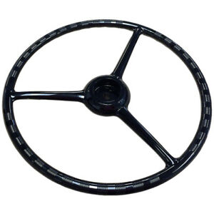 Steering Wheel John Deere 420 330 430 435 320 Am3914t