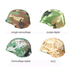 Tactical Army Camouflage Helmet Cover Case For M88 Helmet Airsoft Hunting ES