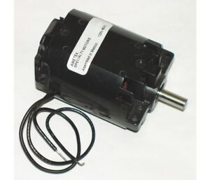 Ametek Ac dc Power Nozzle Electric Motor 1 4hp 19 500 Rpm 120v Model 118154 54
