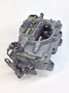 Carter 3721s Afb Carburetor 1962 1965 Chevrolet Corvette 327 Engines 300 Hp M T