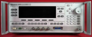 Hp Agilent Keysight 83624a Signal Generator 2 20ghz High Power