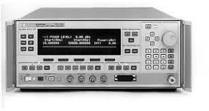 Hp Agilent Keysight 83624b Signal Generator 2 20ghz High Power