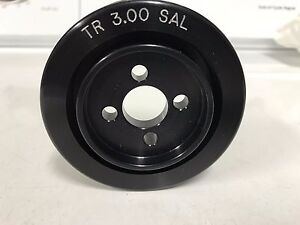 3 20 Saleen Style 6 Rib Sc Pulley 2005 2013 Mustang Gt