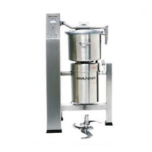Robot Coupe R23t Vertical Cutter Mixer Food Processor