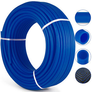 3 4 X 300ft Pex Tubing pipe Non Oxygen Barrier Cold Water Residential Blue