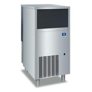 Manitowoc Rf0266a Air Cooled 182 Lb Self Contained Flaker Ice Machine