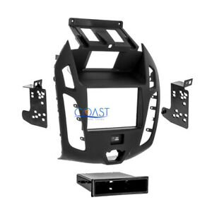 Metra Car Radio Stereo Single Double Din Dash Kit Bezel For 14 up Ford Transit