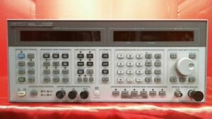 Hp Agilent Keysight 8644a Synthesized Signal Generator 252khz 1030mhz