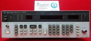 Hp Agilent Keysight 8656a Synthesized Signal Generator 0 1 To 990 Mhz