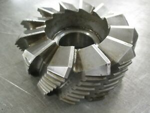 Used Dapra 4 1 2 Super Cobalt Shell End Mill Or Face Mill